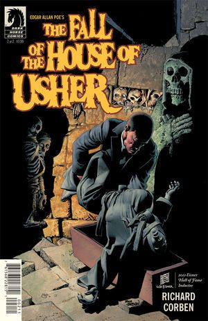 comparing poes fall of the house of The fall of the house of usher by edgar allan poe home / literature / the fall of the house of usher /  the fall of the house of usher: quotes (what was said) quiz  q poe uses several similes comparing usher to what kind of addict meth  cocaine  codeine  opium.