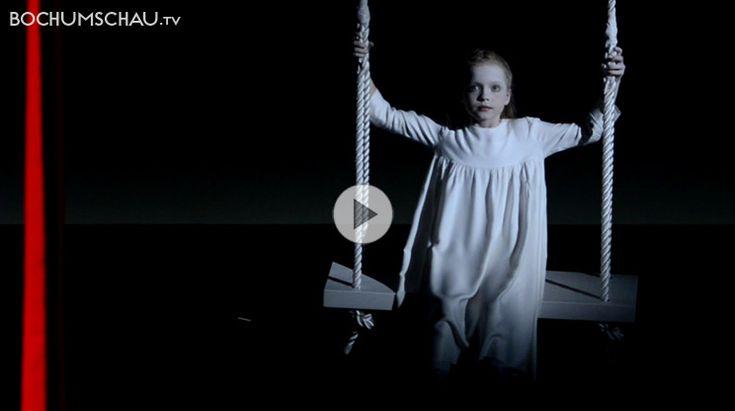 Das Mädchen mit den Schwefelhölzern, Ruhrtriennale, Musik: Helmut Lachenmann, Regie: Robert Wilson.