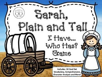 17 best images about my tpt store on pinterest the for Sarah plain and tall coloring pages