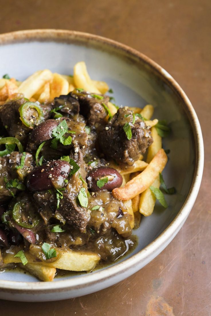 Spicy South African Beef Stew with Olives   Recipe   Beef ...