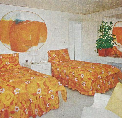 396 best 70s interiors images on pinterest 1970s decor for Garden design 1970s