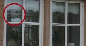 Real Ghost Pictures: Faces in the Window Pane