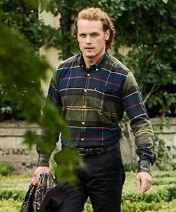 Barbour announces Sam is theie new and only Global Brand Ambassador July 2016