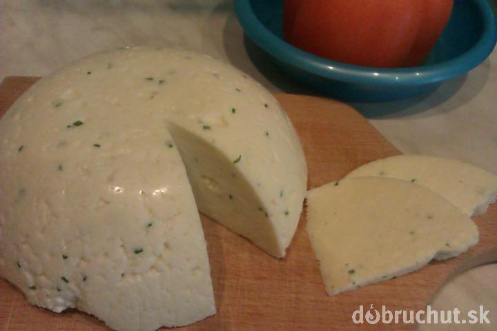 Tvarohový syr bez syridla