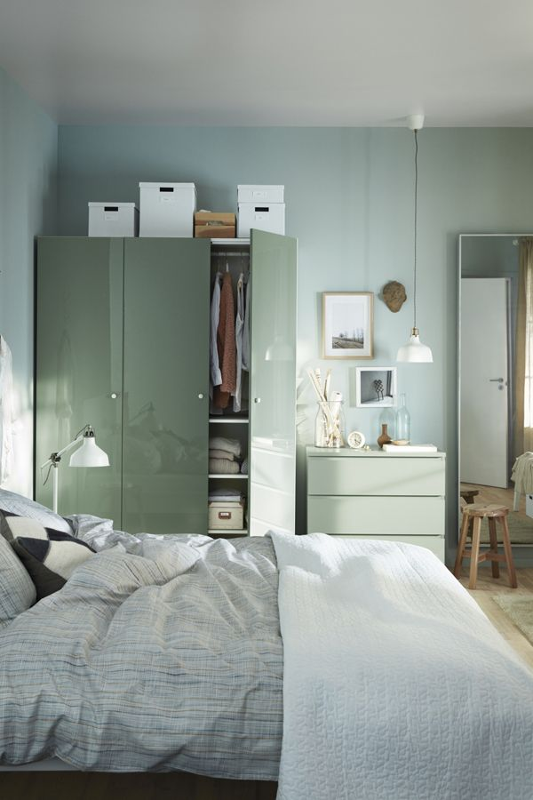 Customize Your Wardrobe With One Simple Ikea Pax System