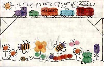 паравоз и пчелки