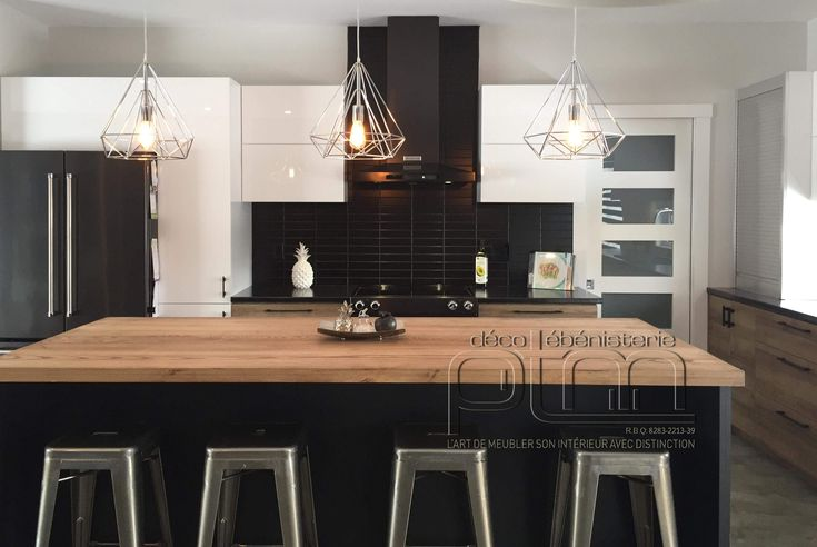 Cuisine Kitchen Design Modern Moderne