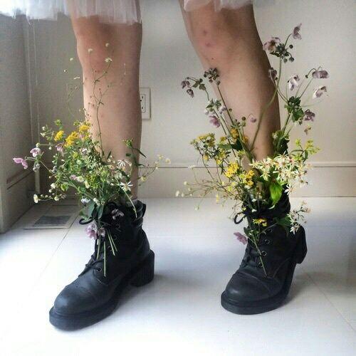 Imagem de flowers, grunge, and alternative