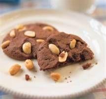 Debby's fantastic Peanut Brownies