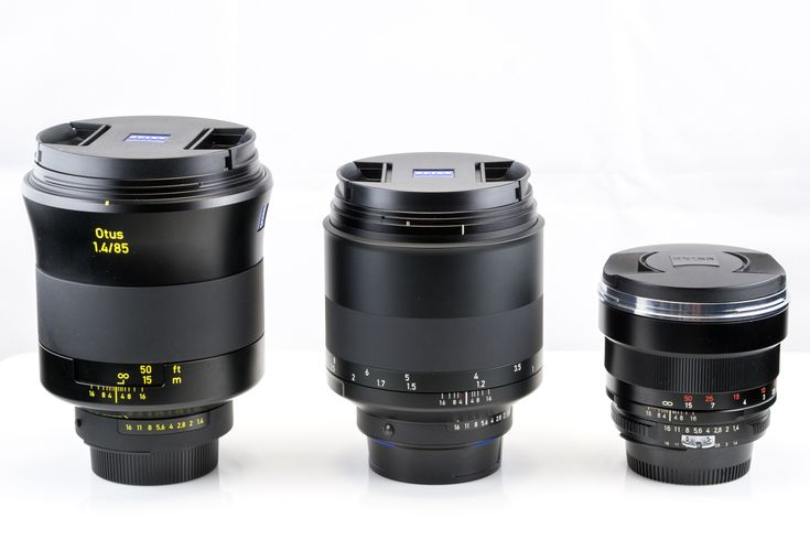 Zeiss Milvus 85/1.4 vs Zeiss Otus 85/1.4 vs Zeiss Planar 85/1.4