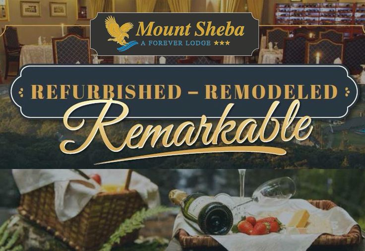 """We are proud to announce the relaunch of Mpumalanga's """"Grand Old Lady"""" Mount Sheba, A Forever Lodge this weekend!!!  After an extensive revamp this Forever Lodge can be experienced like never before!!!"""