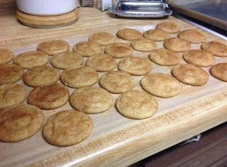 Soft Snickerdoodle Cookies   cooking for you