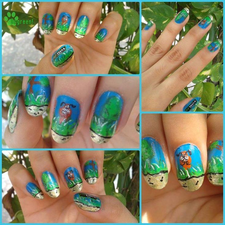 7 best Nailart! images on Pinterest   Nailart, Art nails and Nintendo