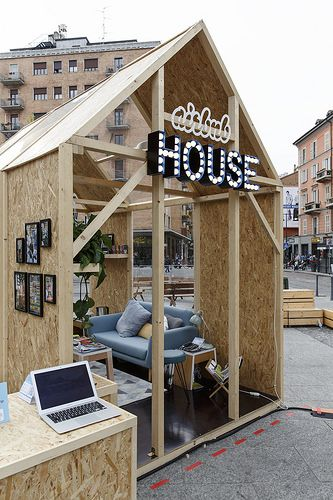 Airbnb House | by Public Design Festival