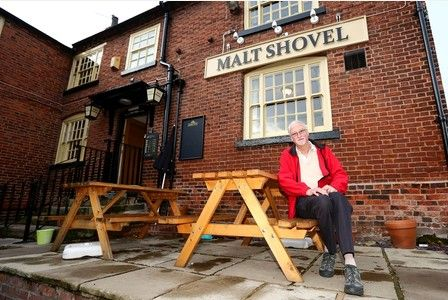 "Regulars at the Malt Shove pub in Spondon, Derby  have stepped in to try to secure its future by listing it as a community asset.    The status means that any proposed sale can be put on hold for six months to give members of the community – or the licensee – the chance to raise funds to buy the ""asset""."
