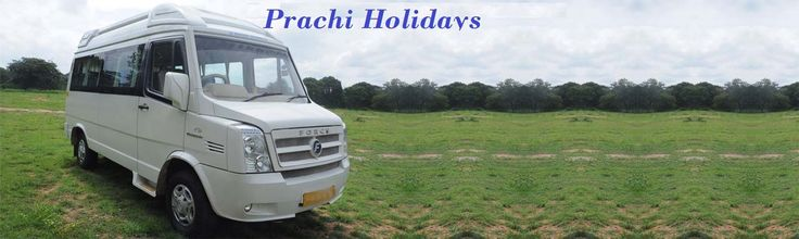 Get online booking for outstation 9 seater tempo traveller maharaja seater, 10 seater tempo traveller, 15 seater 1X1 tempo traveller, 12 seater tempo traveller 2*1, 14 seater tempo traveller 2X1, 16 seater tempo traveller with 2*1 seating, 20 seater tempo traveller, Maharaja seater tempo traveller for comfortable journey. Hire luxury tempo traveller with us with new model which are very comfortable in sitting will be pushback and have the good facility like Ice Box, Ac, LCD and music system…