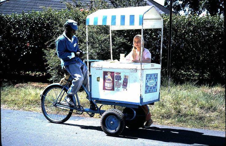 Dairymaid ice cream man!