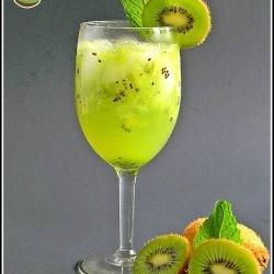Sparkling Kiwi Lemonade Food Recipes, Beverage, Sparkle Kiwi, Kiwi ...