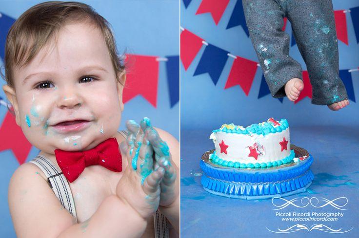 Idea Regalo Primo Compleanno - Cake Smash Milano
