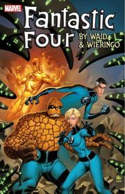 Fantastic Four By Mark Waid and Mike Wieringo: Ultimate Collection - Book One  (60-61 & 65-66) #Incomplet