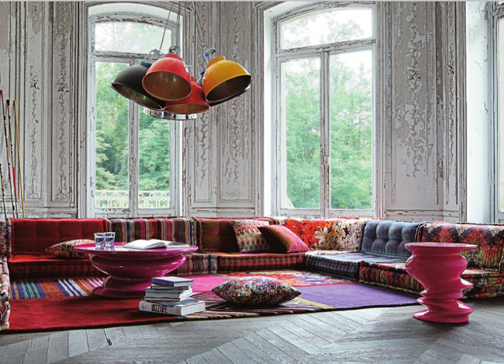 20 best roche bobois images on Pinterest | Armchairs, Couches and ...