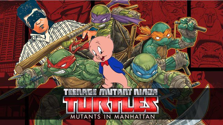 Pizzas and Pigs   TMNT Mutants in Manhattan   Part 1