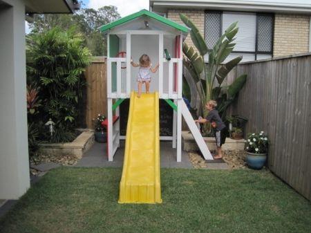 Kids Playhouse Kits | Kids Cubby Houses Wooden | DIY - MyCubby