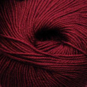 Cascade 220 Superwash Machine Washable Wool Yarn in MAROON, Color 855 on Etsy, $10.99