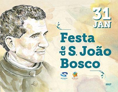 """Check out new work on my @Behance portfolio: """"Festa de S. João Bosco 2017"""" http://be.net/gallery/48287495/Festa-de-S-Joao-Bosco-2017"""