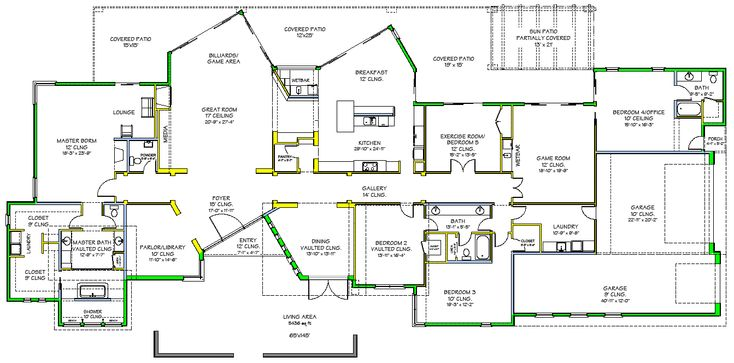 456974693413169861 on Pinterest Floor Plans
