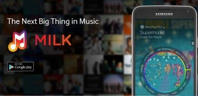 "We all know Spotify, Pandora, iTunes Radio and Beats Music but now Samsung is launching its very own music streaming service called ""Milk Music""."