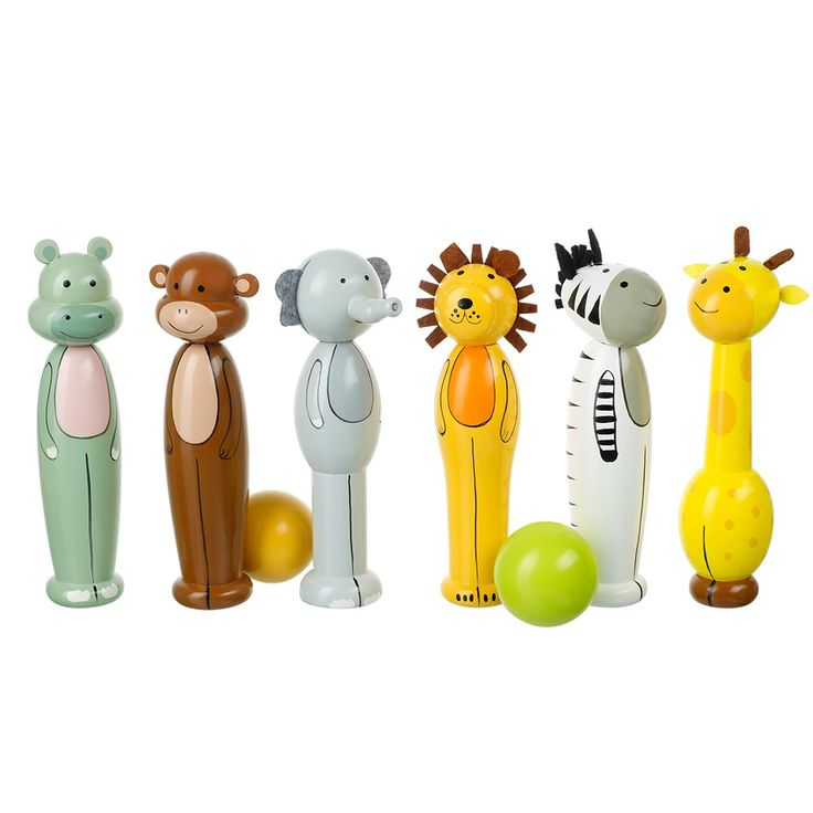 SAFARI TOY SKITTLES  | Gifts for Kids | Christmas Gifts | Gift Ideas | Unique Gifts