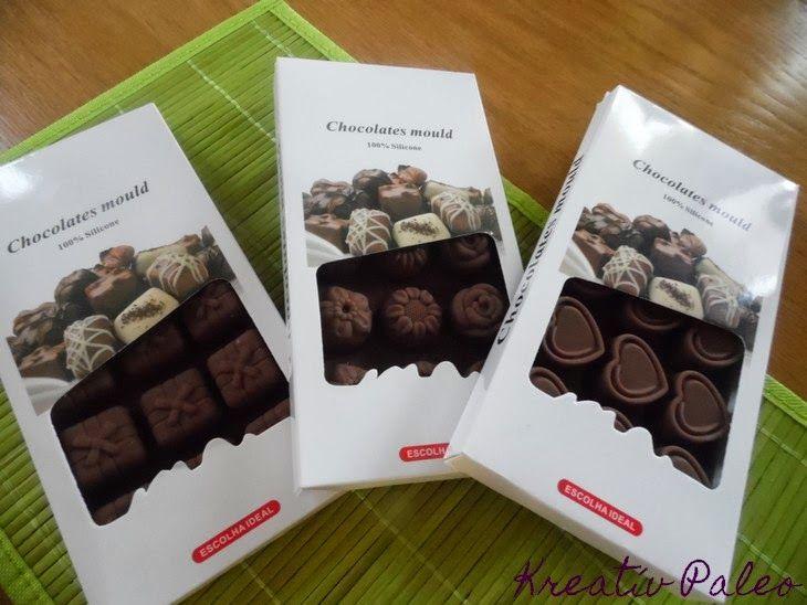 Kreatív Paleo: Csokoládé bonbon