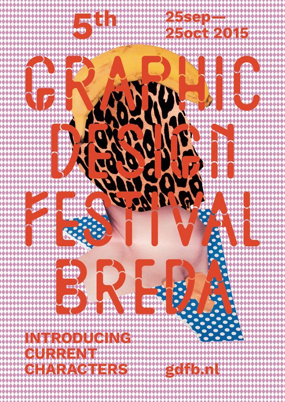 Meet contemporary creatives that make you see the world differently. Graphic Design Festival Breda introduces leading graphic designers discussing current topics. Every two years GDFB offers an extensive program in the city centre of Breda and have several projects travelling around Europe. Young talent, well-known names, current issues and inspiring designs are shown and discussed during this fifth edition of the festival, from 25 SEP to 25 OCT 2015.