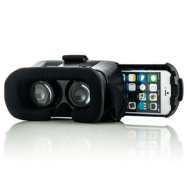VR Glasses 3D-Brille für Smartphones | 3d brille, Brille ...