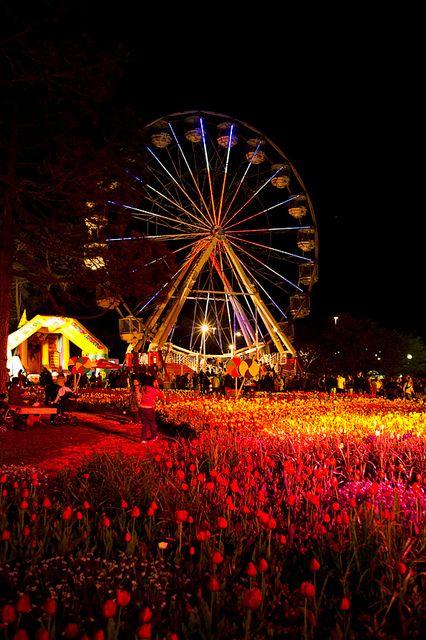 Floriade Nightfest 2010 - Canberra - Australia