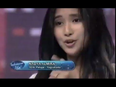 Nadya Almira INDONESIAN IDOL 2014 Audisi Jogjakarta