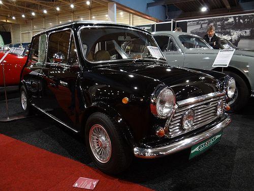 1974 Innocenti Mini Cooper (Pavesi Coachwork)