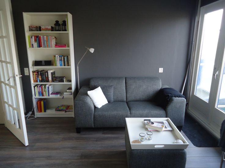 12 best grijze muren in de woonkamer images on pinterest, Deco ideeën