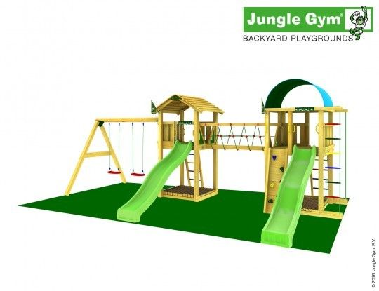 Play Paradise 7 ✨ - A spectacular playing field! #JungleGym