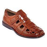 Stacy Adams® Belmare Mens Dress Sandals - Stacy Adams® Belmare Mens Dress Sandals