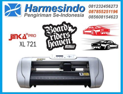 Mesin Cutting Sticker Jinka Pro 721