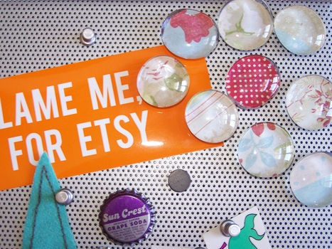 recycled magazine marble magnets: Projects, Diy Crafts, Diy Magnets, Marbles, Tutorial, Marble Magnets, Craft Ideas, Crafty Ideas