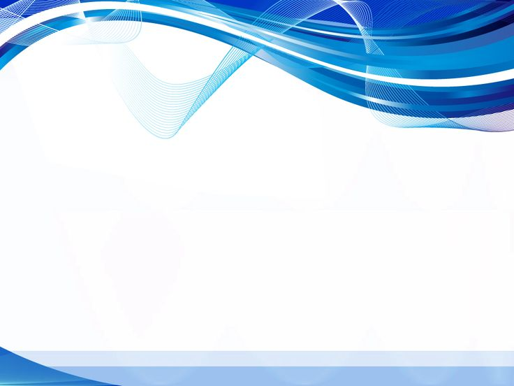 blue and white ppt background is wave lines for business
