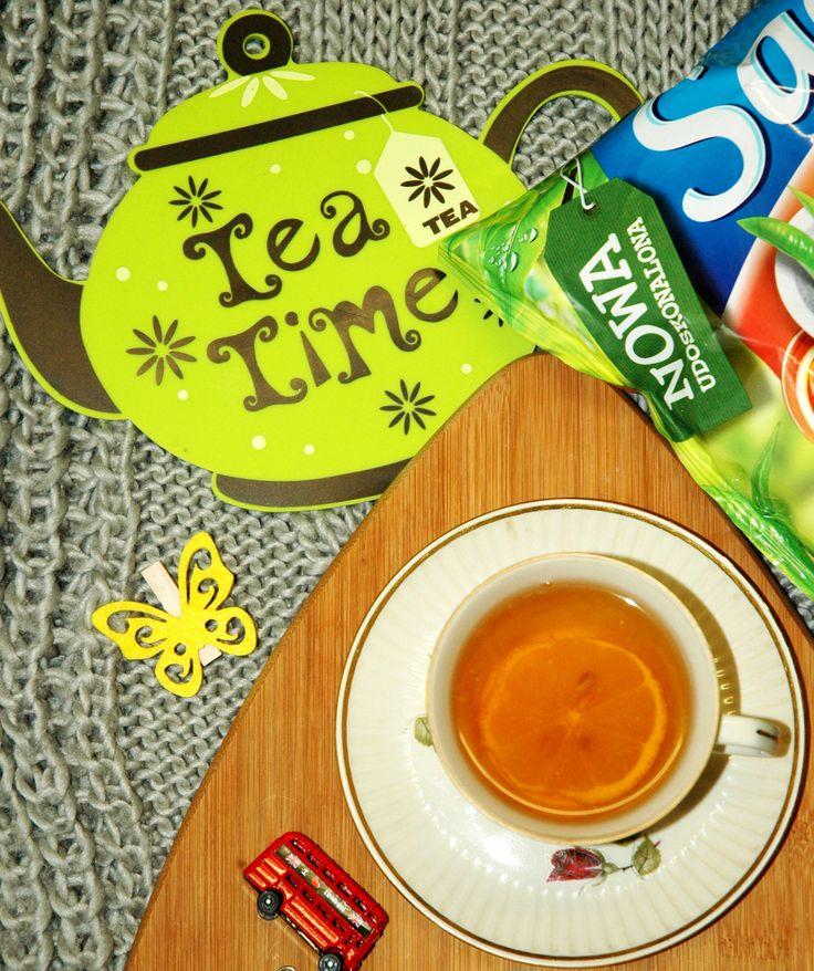 #saga #herbata #cytryna #tea #teatime