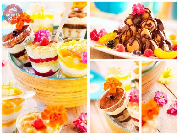12 besten party snacks desserts bilder auf pinterest dekoration rezepte und dips. Black Bedroom Furniture Sets. Home Design Ideas