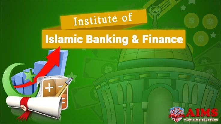 Institute of Islamic Banking and Finance - Best Islamic Finance Training. For more details and references, please goto:  https://twitter.com/courses07/status/786530912183783424