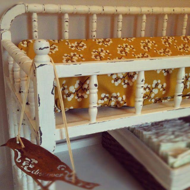 vintage nursery color schemes   Check out more images at Spearmint Baby