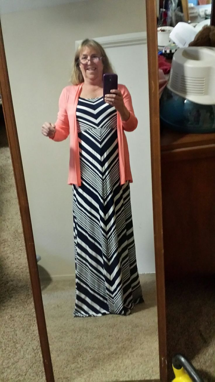 i love maxi dress and cardigan
