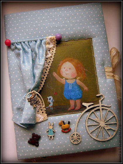 Блокноты ручной работы. Ярмарка Мастеров - ручная работа Про тебя :). Handmade.